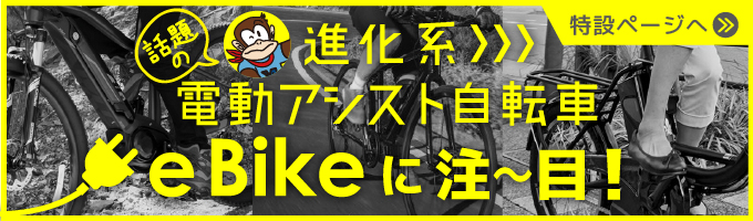 eバイク特集