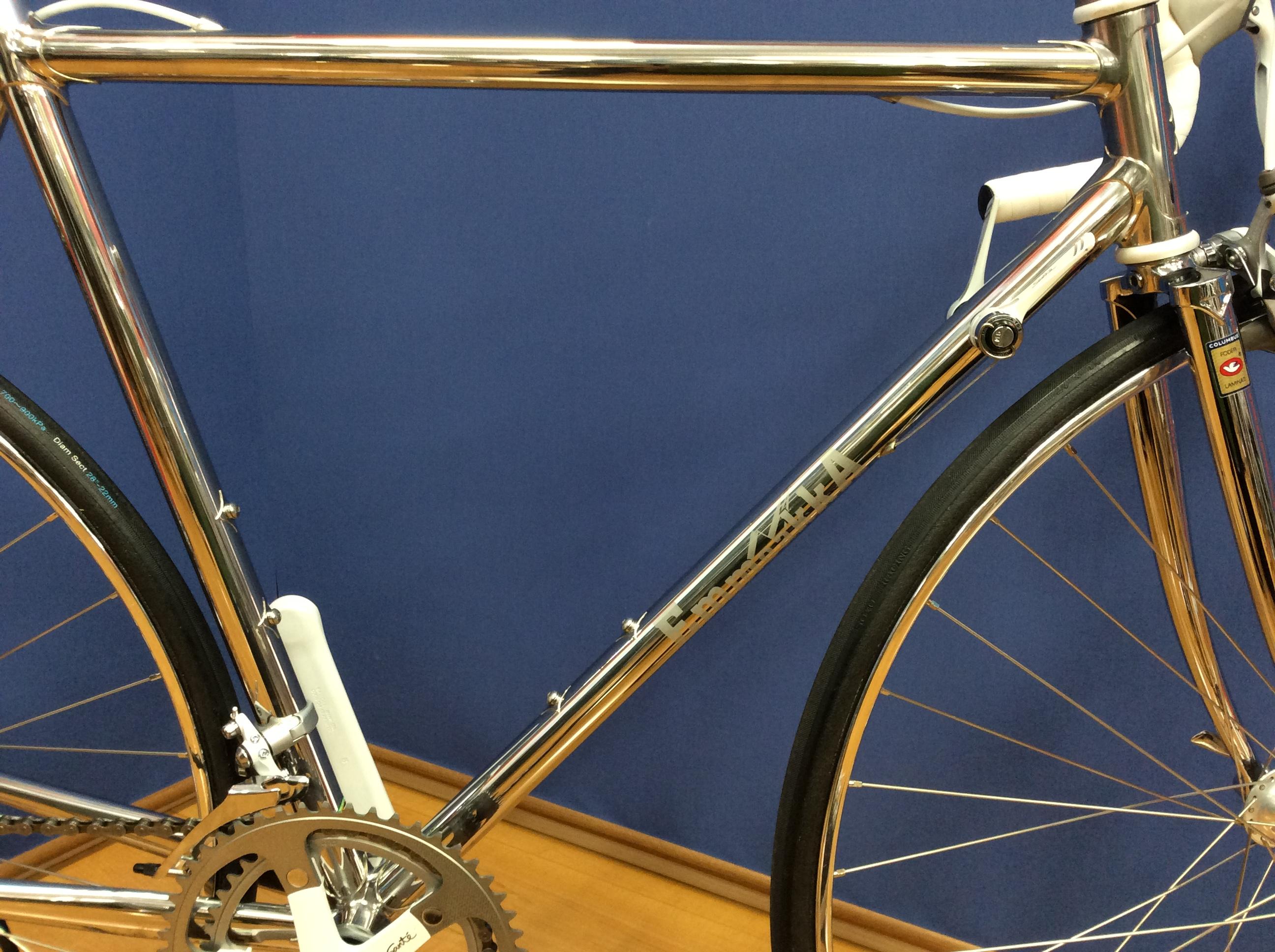 創業40周年特別企画❗️フルオーダーメイド自転車展示中‼️