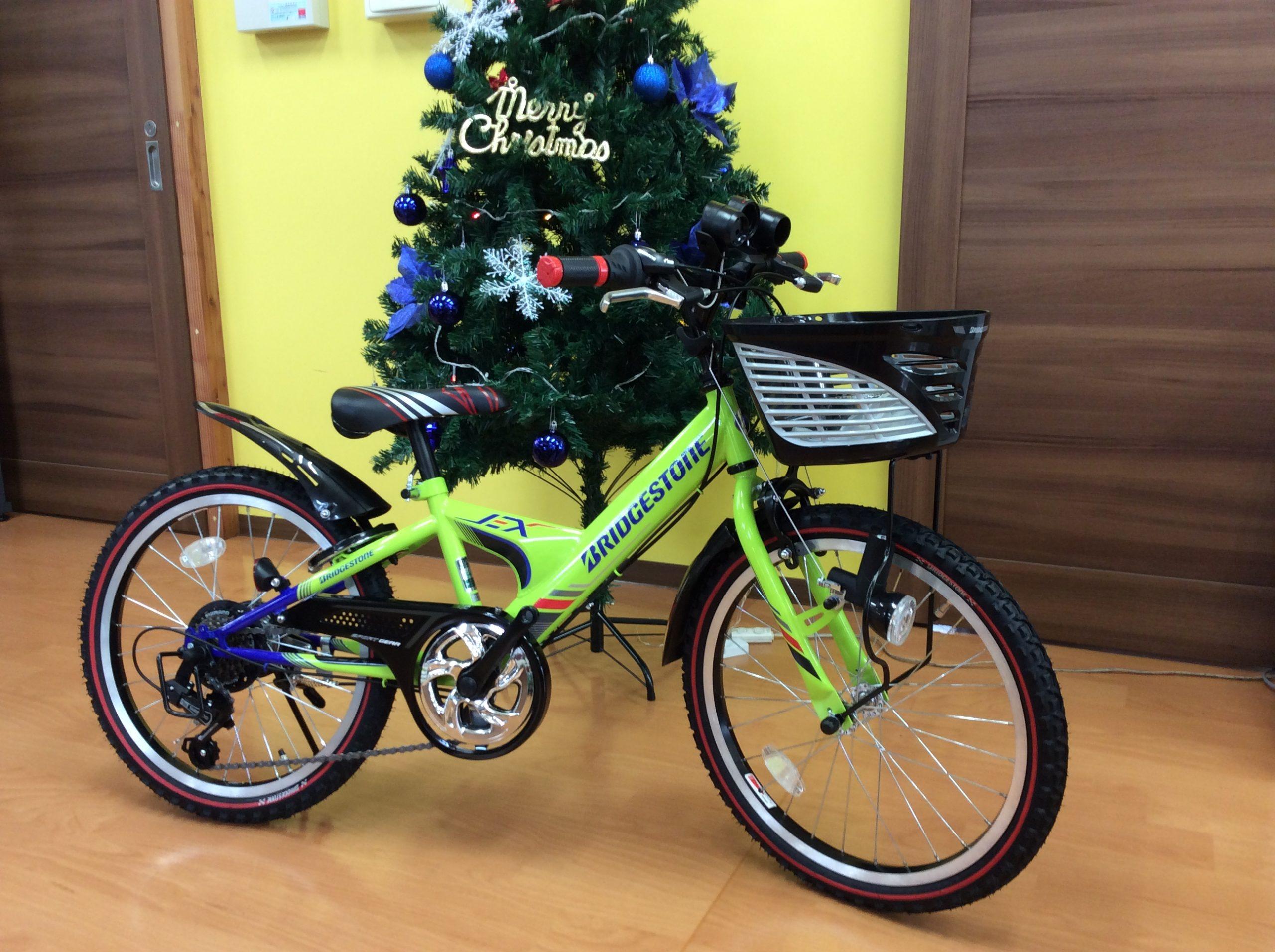 【入荷情報】ブリヂストン子ども用自転車 8台