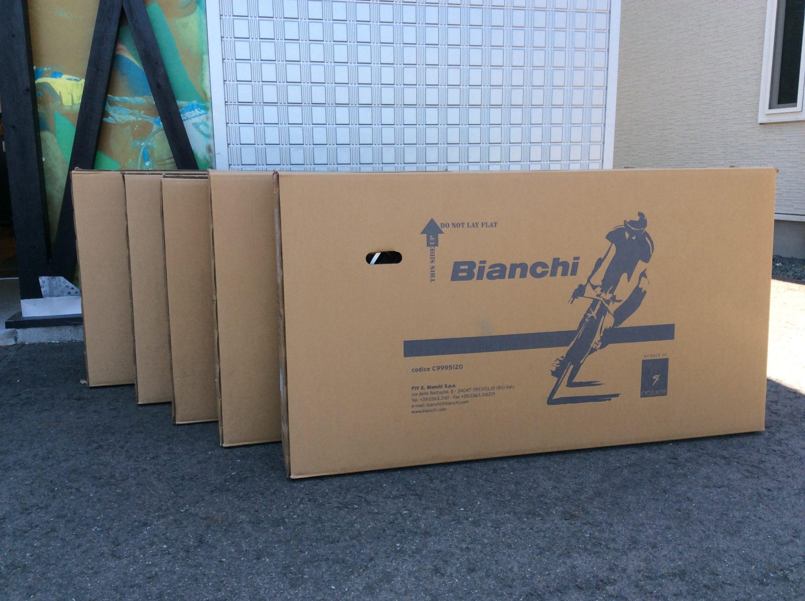 【入荷情報】Bianchi クロスバイク 2021年モデル