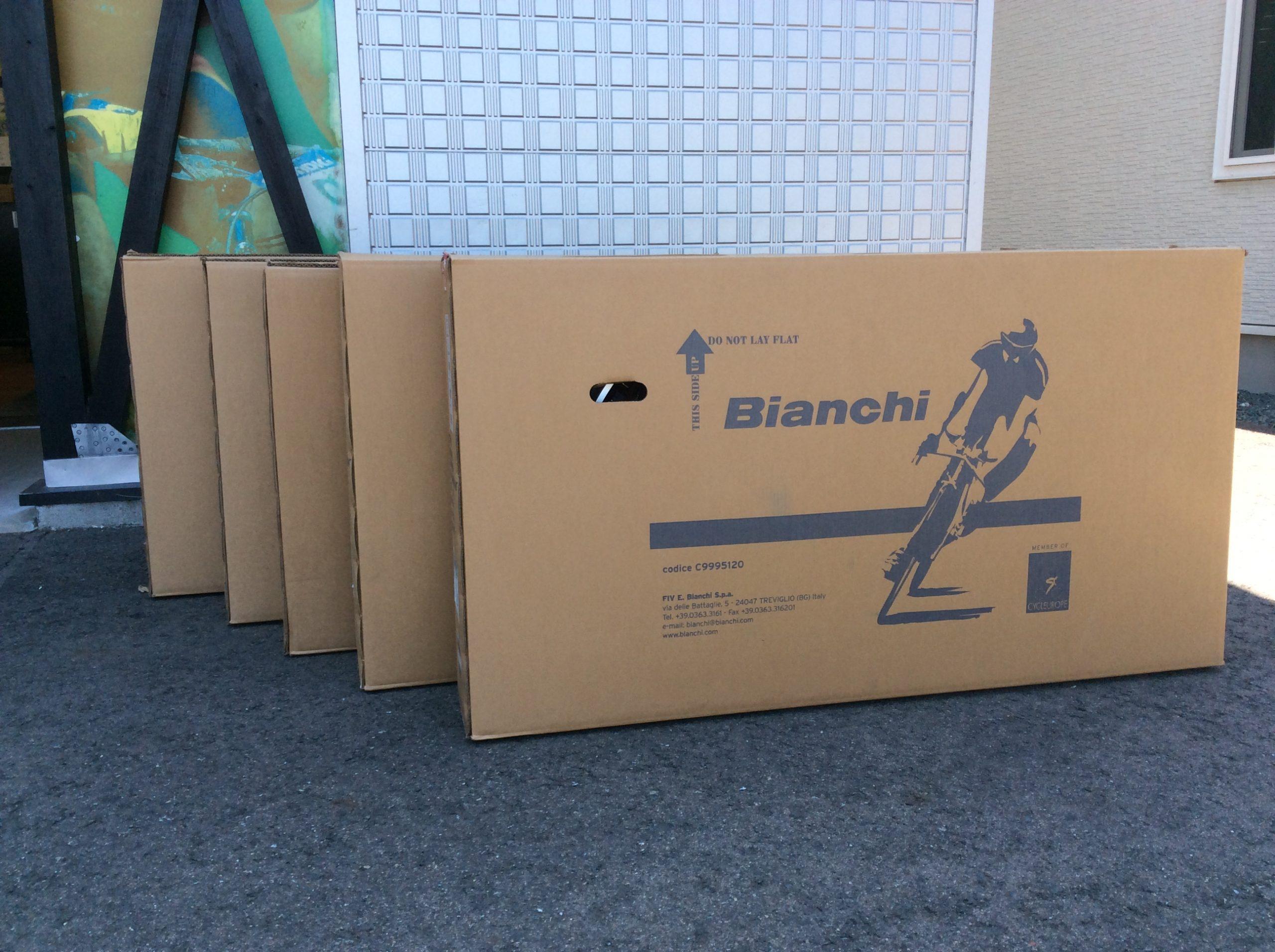 【入荷情報】ビアンキ  クロスバイク  2021年モデル