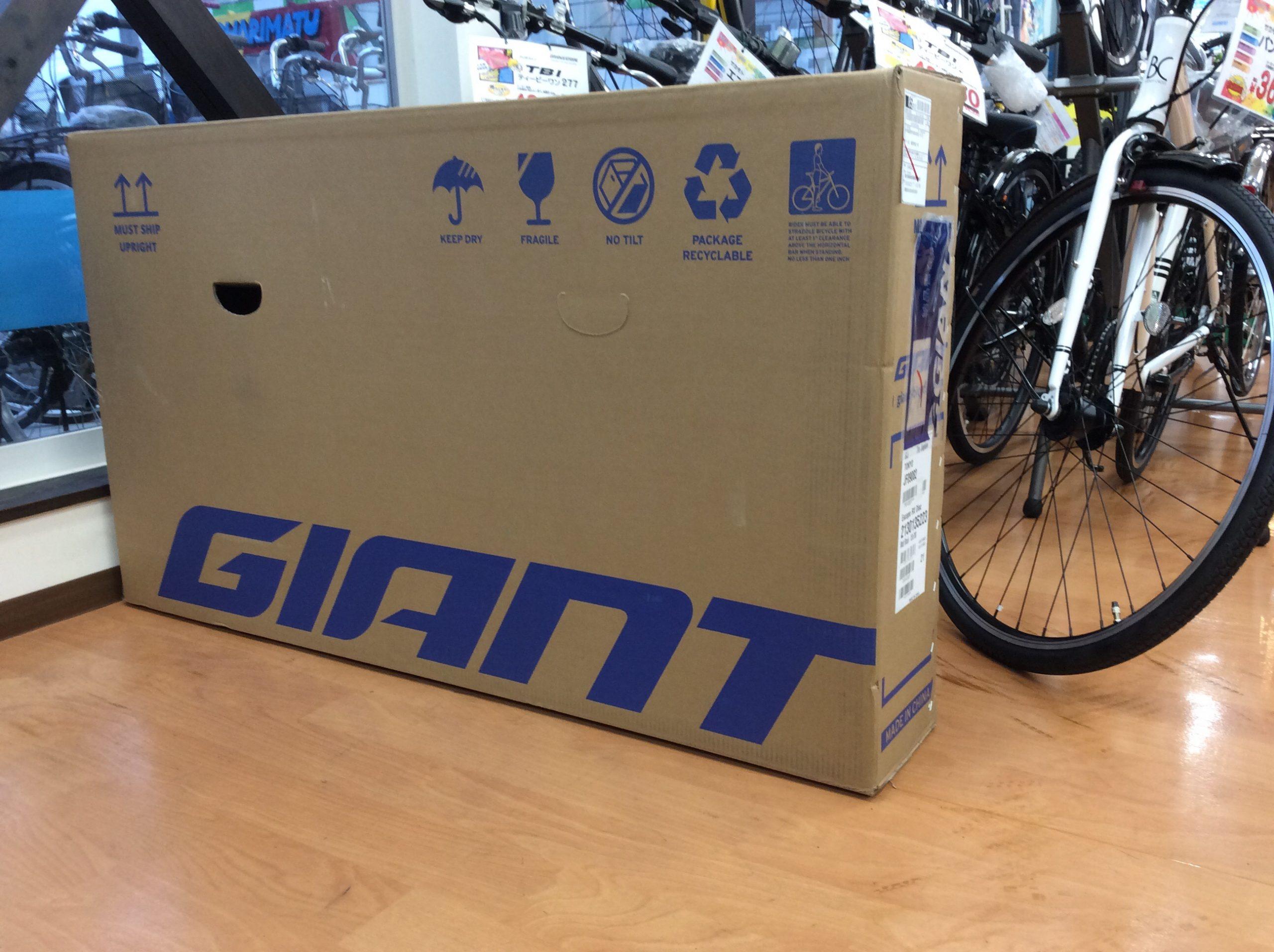 【入荷情報】GIANT エスケープRXディスク 2021年モデル